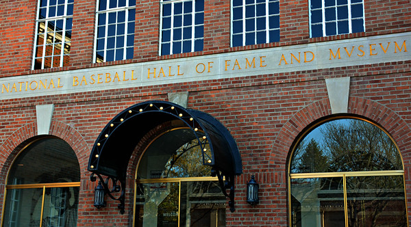 National Baseball Hall of Fame & Museum Main Entrance